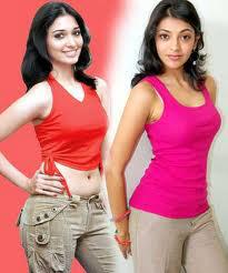 Can Kajal push Tamanna down?
