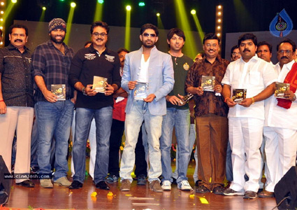 Highlights of Omkar's 'Genius' Audio