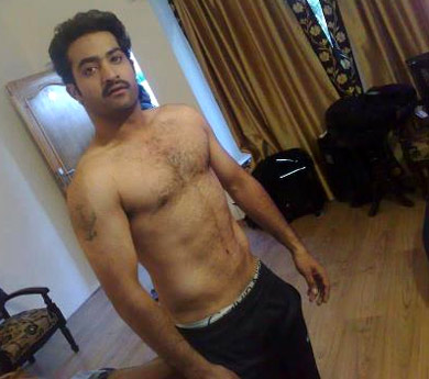 Jr NTR: From Family Pack to Six Pack