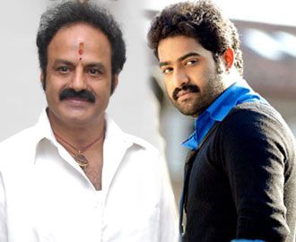 Balayya Rescues Junior NTR