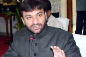 Akbar Owaisi accuses Kiran Govt of harassing Muslims