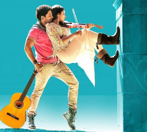 Stylish Star Allu Arjun's 'Iddarammayilatho' collected a share of Rs ...