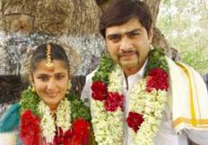 TV Actress in Secret Marriage