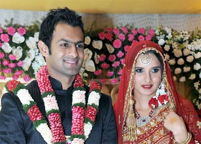 Problem with Sania-Shoaib Marriage