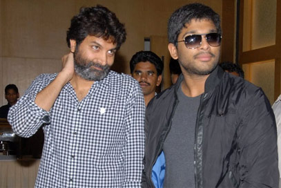 Record Busness for Bunny-Trivikram's Film!