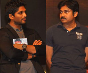 Pawan n Bunny's Interesting Co-Incidence