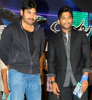 Pawan, Bunny Are Different