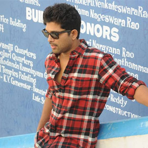 Bunny's Movie to Challenge 'Baahubali'?