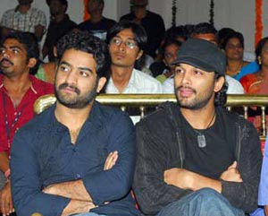 NTR Targets Allu Arjun's Movie?