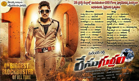 Allu Arjun; Hero of the Year-2014