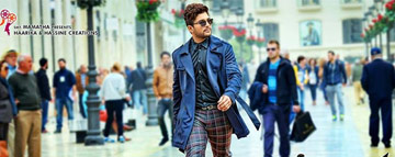 Allu Arjun's Unique Record in Nizam