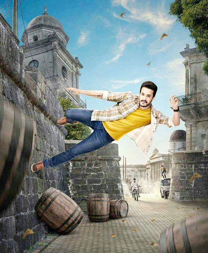 Akhil's Song and Dance to Enthrall Fans!