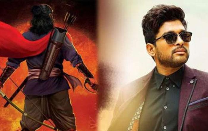 Allu Arjun's Cameo Role in Sye Raa