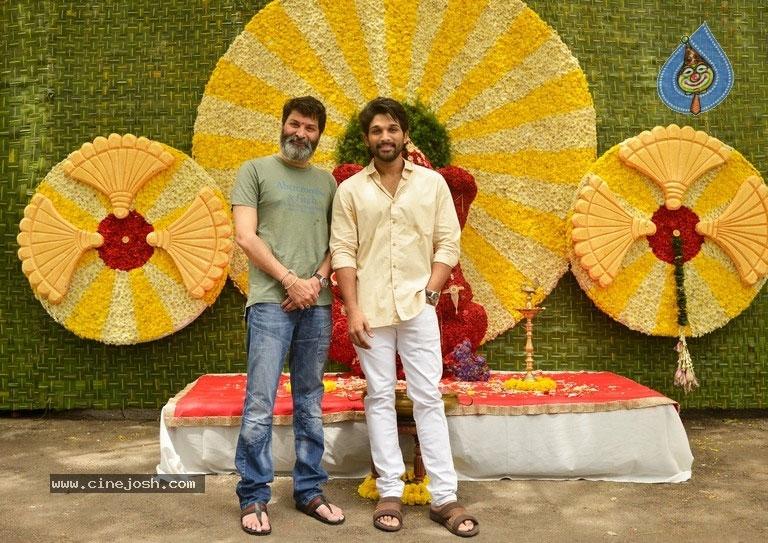 Allu Arjun's Film Star Cast