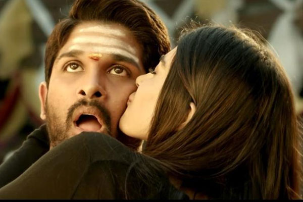 Allu Arjun Gets Anger Suddenly!