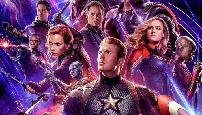 Avengers Endgame Releasing Today