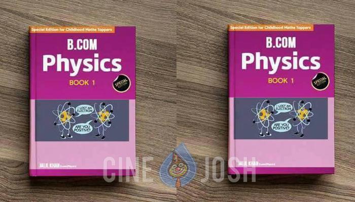 B Com Physics Book From Jaleel Khan