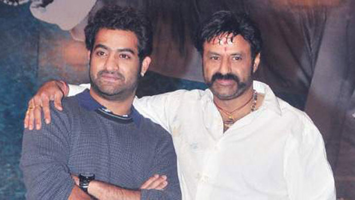 Balakrishna Gives Space For Jr NTR