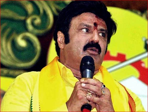 Balakrishna to contest for Lok Sabha