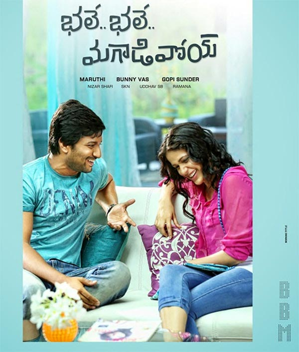 CineJosh com: Maruthi Stuns With Clean Surprise!