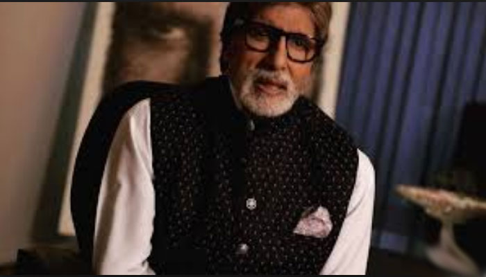 Bollywood megastar Amitabh Bachchan
