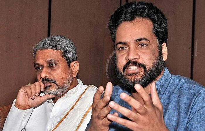 Chalasani and Shivaji Criticised?