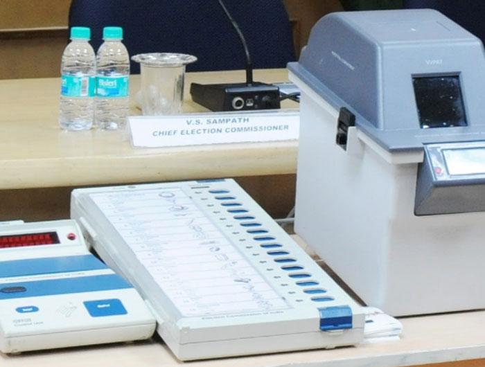 Chandrababu's Allegations on EVMs Trash