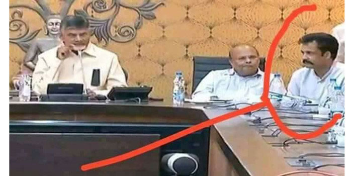 Chandrababu Provided Task to Hero Shivaji?