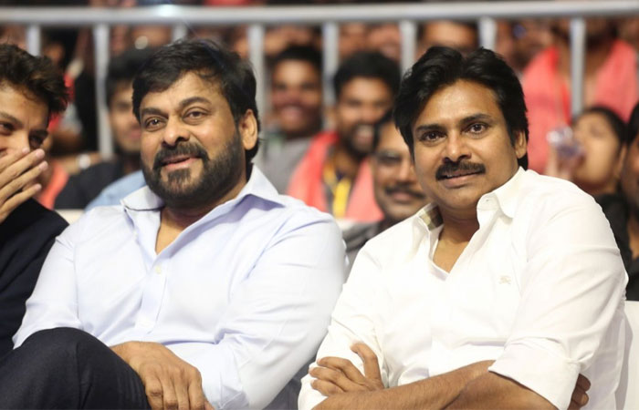 Chiranjeevi and Pawan Kalyan's Combo to Rock?