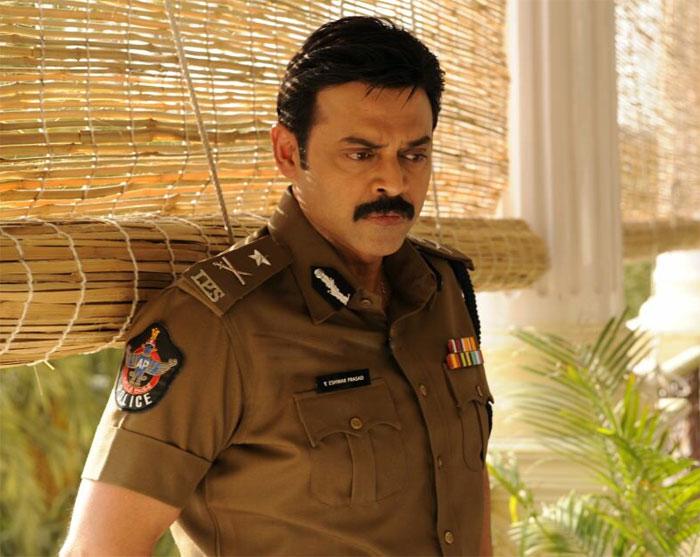 Hero Venkatesh