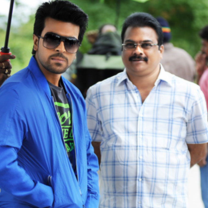How Ram Charan Respond on DVV Danayya?