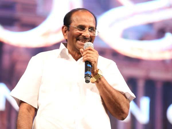 I am Eager To Pen Magadheera 2: Vijayendra Prasad