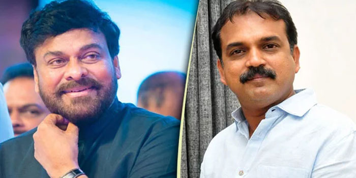 Koratala Siva's Next with Chiranjeevi
