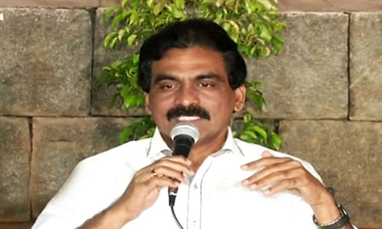 Lagadapati Rajagopal Reveals Exit Poll Results