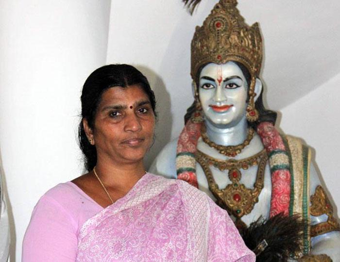 Image result for lakshmi parvathi son