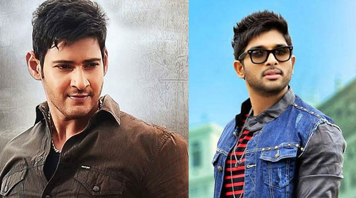 Mahesh and Allu Arjun to Battle Twice