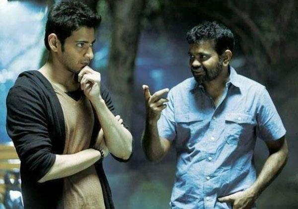 Mahesh Babu Sukumar Movie