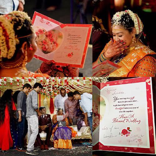 Cinejosh Com Suriya Following Unbelievable In Telugu: Her Wedding Snaps, Mahesh Makes Go Viral