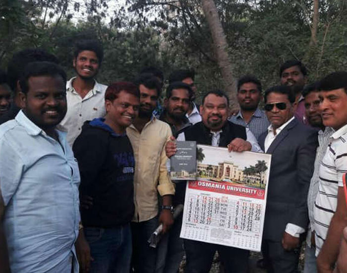 Mahesh Kathi Gets Some Students Support