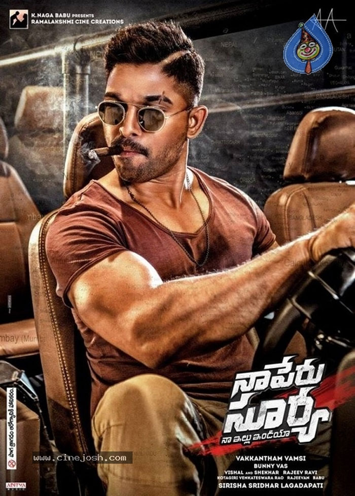 Hey charan look at bunny naa peru surya new look thecheapjerseys Image collections