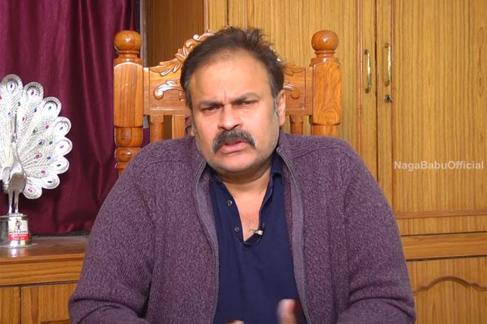 Nagababu's Sixth Comment on Balakrishna Soon