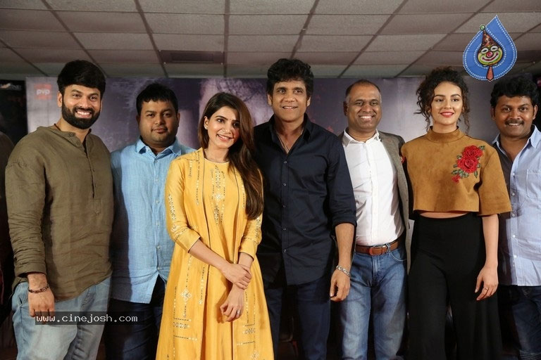 Nagarjuna Happy with Samantha's Domination