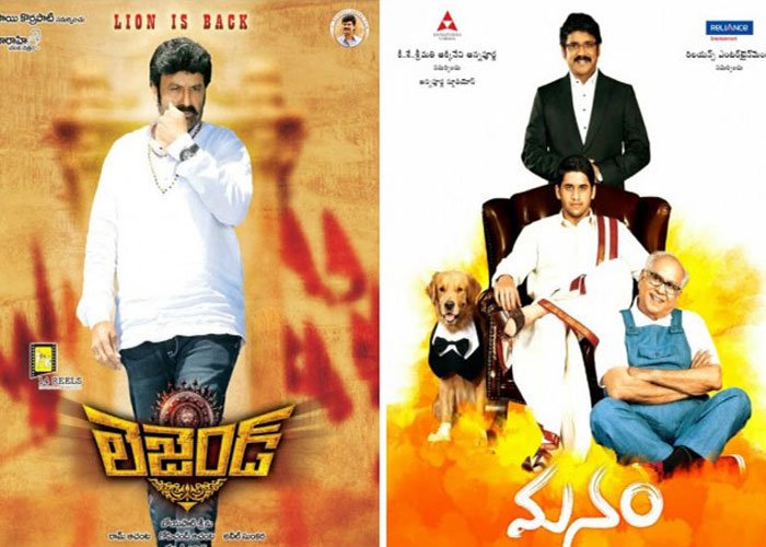 Nagarjuna Responds on Nandi and Manam Film