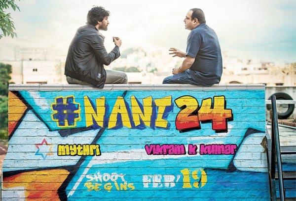 Nani Vikram Kumar Film