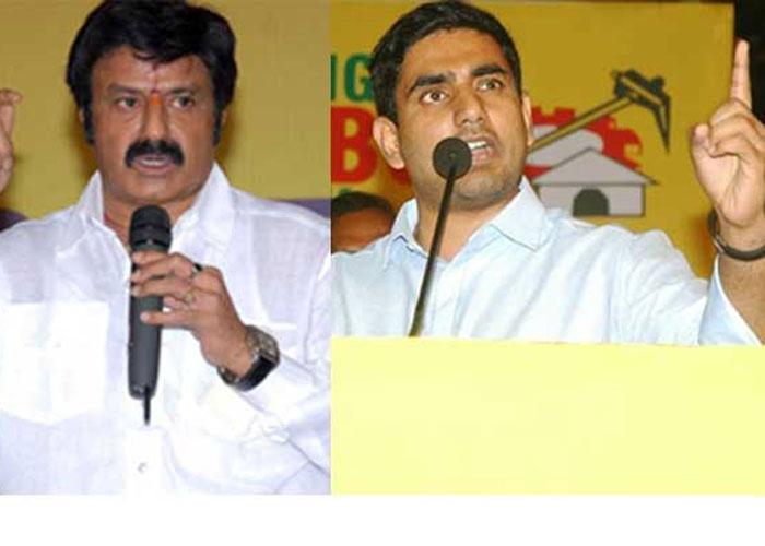 Nara Lokesh No Campaigning in Telangana