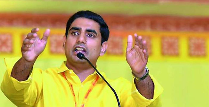 Nara Lokesh Should Improve Speeches