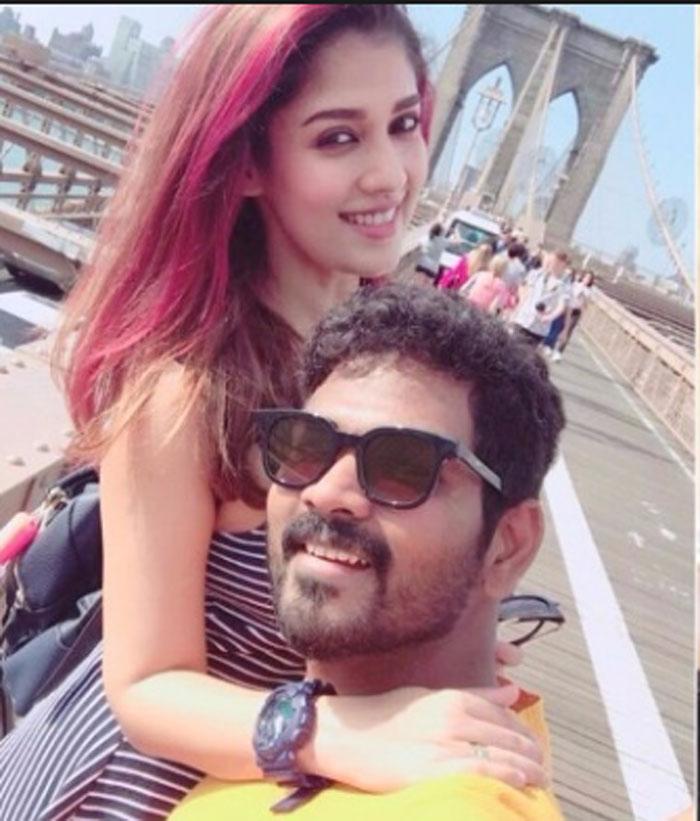 Nayanatara and Vignesh Sivan