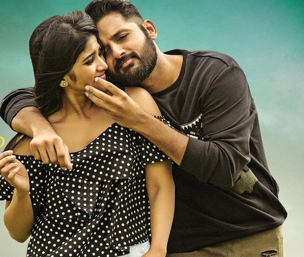 Nithiin And Megha Akash