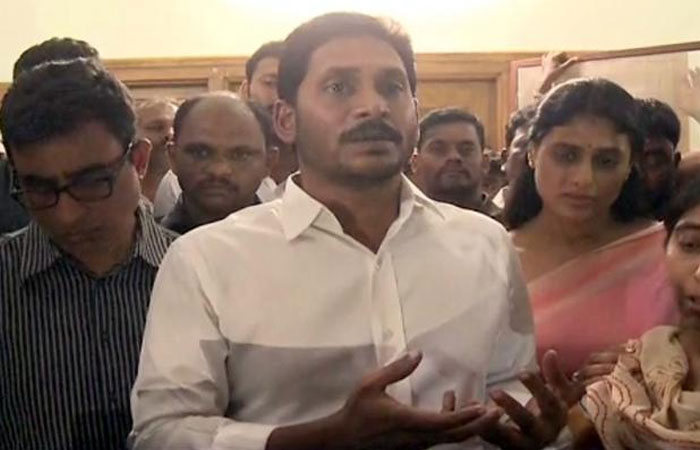 No Sympathy on YS Jagan Mohan Reddy