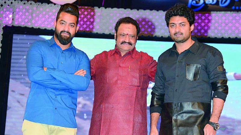 Ntr Amp Kalyan Ram Winning Hearts
